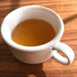 ビルズカフェ - コンソメスープ