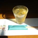 蕎麦茶寮 恩寵 - ドリンク写真:蕎麦茶
