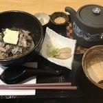 CHA-salon SAKURA-MOMIJI - 秋限定サンマバターのお茶漬け 1000円くらい
