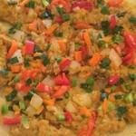 ネパール民族料理 アーガン - 色鮮やかな納得一品。