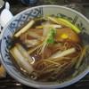 Andou - 料理写真:名物「鴨なんばん」