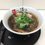 和 dining 清乃 - 丸鶏ブラック750円