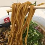 和 dining 清乃 - 中細ストレート麺