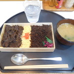 マリン - 料理写真:くじら弁当¥1000-