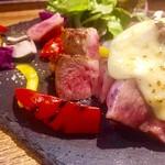和食カフェ 風瑠 - 肉とチーズの新感覚BBQ