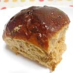 モンフルニエ - 黒糖ちぎりパン ¥75-