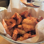 BEACHIN' SHRIMP -