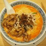75950677 - 排骨担々麺(小辛)1,240円