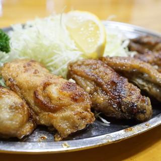 とんかつ 万平 - 料理写真:カキバター焼定食(2000円)(2017/11)