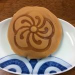 大 石 本 家 - 料理写真:ねじり梅の焼印が特徴