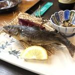 和風宿 岡部荘 - 岩魚の塩焼き