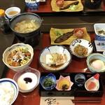 和風宿 岡部荘 - 朝食