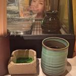 四ツ谷胡桃屋 - お茶