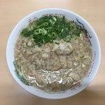 中華そば スエヒロ - 料理写真:中華そば あぶらダブル・麺カタ〜(*^▽^*)❤️