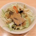きく鮨 - サラダ