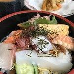 松寿司 - 料理写真:海鮮丼ランチ