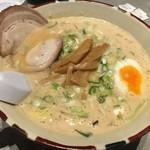 麺厨房あじさい - 白味噌ラーメン