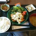 75955588 - チキン南蛮定食