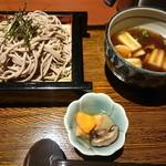 そば香房 佐吉 - 料理写真:鴨つけ蕎麦(798円)