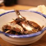 """一月家 - 今日イチの""""いわし煮付""""、甘辛さと生姜の風味がベストマッチ"""
