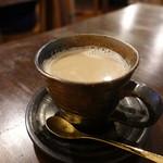 Cafe Chienomi - 塩キャラメルモカ