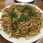 毛呂山食堂 - 料理写真:焼きそば大