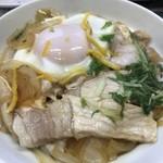 毛呂山食堂 - 豚玉毛丼