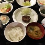 75959609 - 雲取山荘の夕食