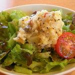 チマコマカフェ - サラダ