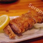 酒房・食彩 おだちもっこ - 鶏の唐揚