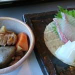 和食茶房 風の彩 - 筑前煮でほっこり(^^)