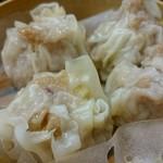 シギ チャイナ キッチン - サツマイモのシューマイ