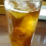 シギ チャイナ キッチン - ウーロン茶