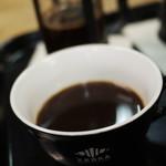 ゼブラ コーヒーアンドクロワッサン - 本日のコーヒー ブラジル