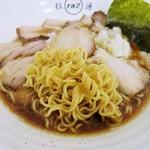 拉通 - 竹岡式いぶしチャーシュー麺アップw