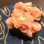 グルメ回転寿司 函館函太郎 - 料理写真:赤貝のヒモ