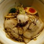 75965609 - 松阪豚 焼豚つけ麺