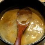 75965612 - 松阪豚 焼豚つけ麺 つけ汁