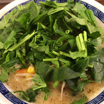 麺や 神笑 - 麺や神笑(味噌らー麺)