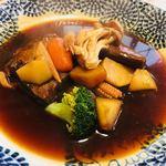 厨 Sawa - タンシチュー。