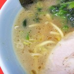 海家 - バランスがいいスープ。