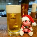 深夜プラス1 - 生ビール