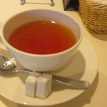 ブラッスリー アミカル - 紅茶