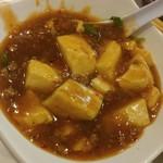 ラーメン哲史 - 麻婆豆腐