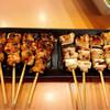 ふう Home - 料理写真:焼き鳥のももとネギマ