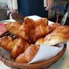 クロワッサン - 料理写真:クロワッサン(朝食)