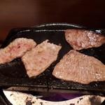 旬鮮炭火焼 獺祭 - イチボ