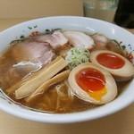 75972808 - 特製煮干しラーメン(980円)