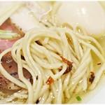 75973031 - 食感、風味、共に良好な麺です。