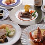 松原亭 - ディナーメニューは3000円〜ご用意しております。